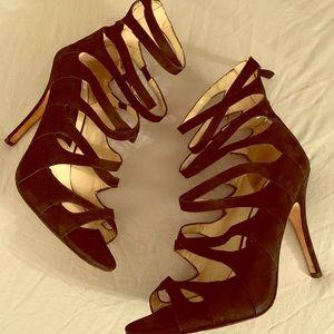 Boutique 9 Juvela Suede High Heel Sandals